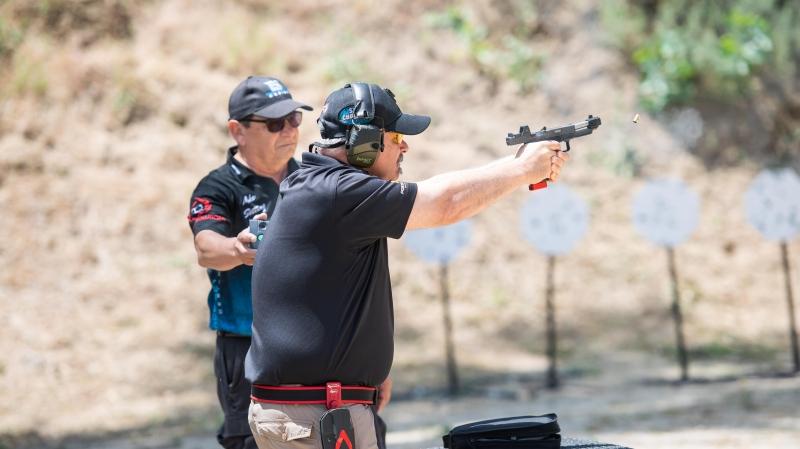 best shooting range in los angeles