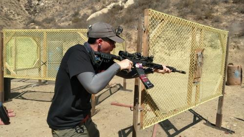 Rifle matches