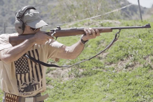 Beginner Rifle Course LVL 1