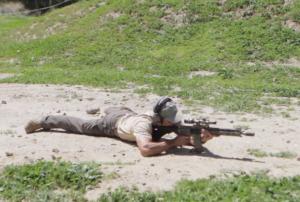 Beginner Rifle Class