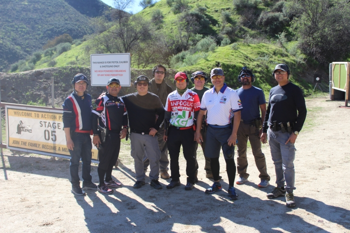 introduction to shooting competitions