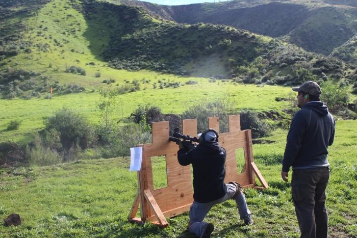 precision rifle matches