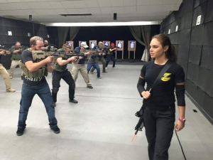 Los Angeles Shooting Range | Shooting Classes | Private Training