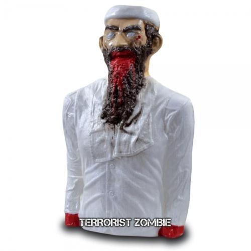 Terrorist Zombie Target