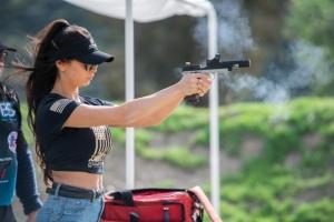 beginner handgun course for women