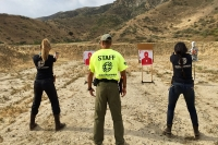 Women Handgun Training