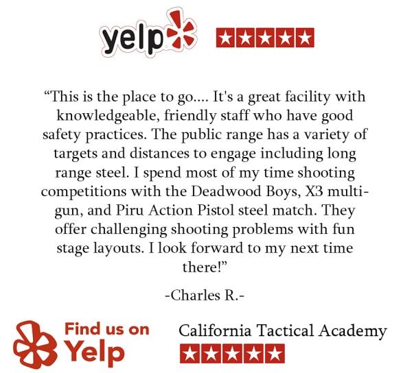 california tactical academy yelp
