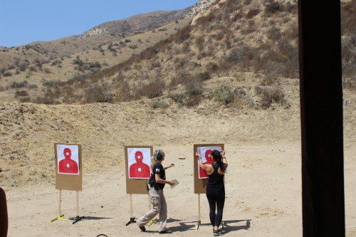 women only advanced handgun course